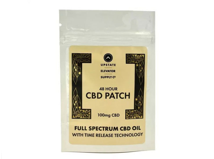Upstate Elevator CBD Patch