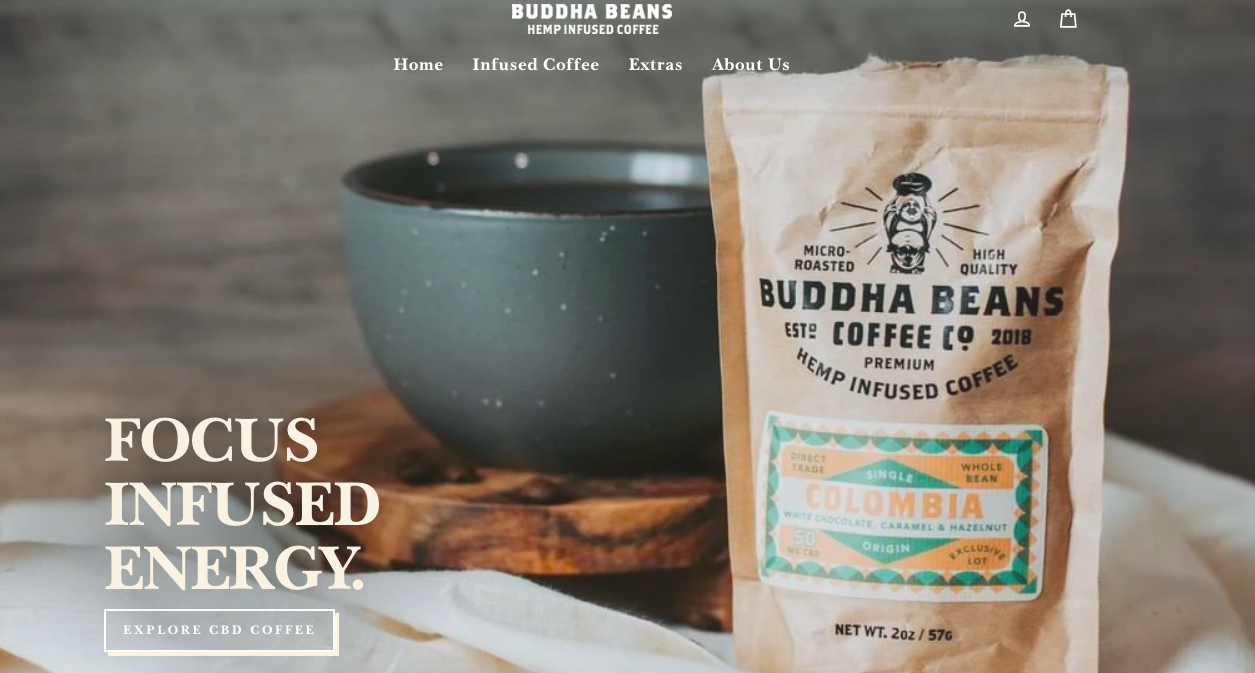 Buddha Beans Coffee CO