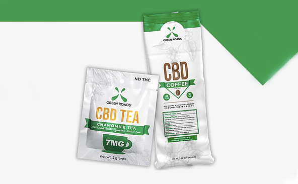 CBD Tea By Green Roads
