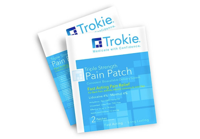 Trokie CBD Patches by CBD Life