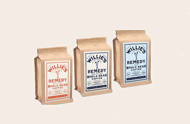 Willies Remedy CBD Сoffee