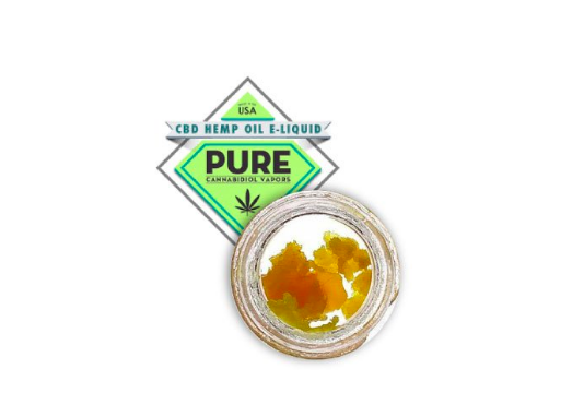 iHemp CBD Dabs by Pure Vapors